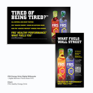Tired of Being Tired? FRS