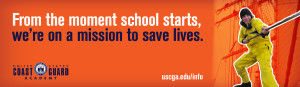 From the moment school starts, we're on a mission to save lives.