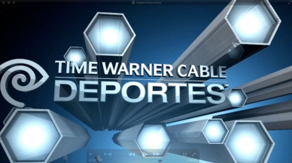 Time Warner Cable World Cup TV Spot