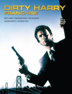 Dirty Harry Franchise Front